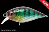 Воблер TsuYoki Swing XC 36F 0-0,8м 36мм 4,0гр цвет 828