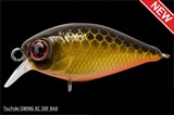 Воблер TsuYoki Swing XC 36F 0-0,8м 36мм 4,0гр цвет 846