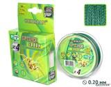 Плетенка Spider Green 100м 0.20мм