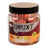 Бойлы плавающие Dynamite Baits 15мм CompleX-T Fluro Cork Ball