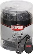 Набор кусачек рыбака Rapala (36шт RFC-1 в пласт. банке)