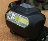 Фонарь Светодиодный Налобный 10W Cob Headlights HY-749 (907)