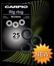 Кольцо Круглое Carpio Rig Ring 3,0мм 25шт/уп