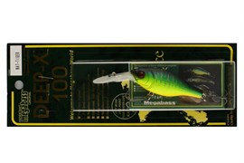 Воблер Megabass Deep-X 100 mat tiger