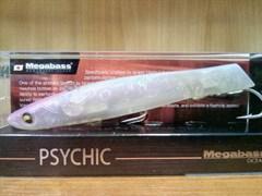 Ратлин Megabass Psychic shell skin pink