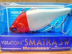 Ратлин Megabass Vibration-X Smatra SW pm red head