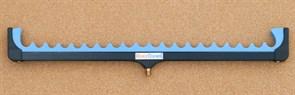 Подставка Rosy Dawn гребенка 20 неопрен синяя большая