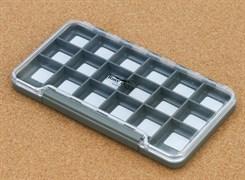 Коробка Rosy Dawn для крючков магнитная 18 отделений
