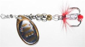 Блесна Вращающаяся Rosy Dawn Ball Concept 3гр n2 цвет 06