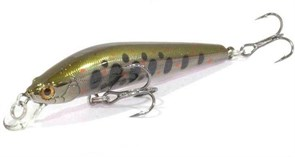 Воблер BassDay Sugar Minnow SG 60F 3 гр. #G-02