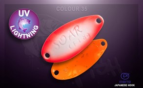 Блесна Crazy Fish Soar 2,2гр Цвет 35