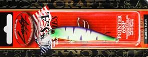 Воблер Lucky Craft Pointer 65SP 5,0гр, 1,2-1,5м Mat Tiger