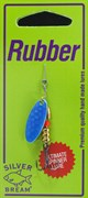 Блесна Вращающаяся Rubber N3 002