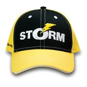 Кепка Storm, цвет чёрно-жёлтый