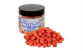 Benzar Method Puffy Maxi 180мл Fluo Orange Chocolate-Orange Шоколад с апельсином,  оранжевые