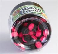 Мини-Бойлы Плавающие Benzar Mix Bicolor Method 7мм PopUp Белачан-Криль 50шт/уп