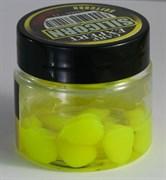 Кукуруза Плавающая Carp Expert ElastoCorn Yellow - Pineapple Maxi 8шт/уп