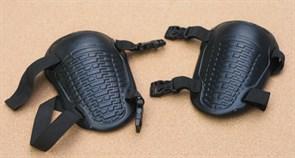 Наколенники Колесник Элит Плюс Черные материал ЭВА 235х140мм 160гр (Пара)