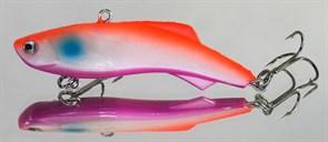 Ратлин Силиконовый Rosy Dawn Shiriten Vibe43 4,5гр цвет 025