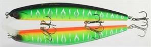 Воблер Grows Culture Rudla 130SP 20гр 1,5-2,0м Цвет M-14 Mat Tiger