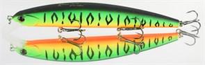 Воблер Grows Culture Rudla 130SP 20гр 1,5-2,0м Цвет MO-01 RE Mat Tiger