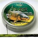 Повод, Матер, Flex 35Lb 20м Черно-Зеленый
