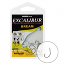Крючки Excalibur Bream Maggot Ns 6