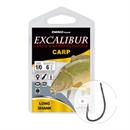 Крючки Excalibur Carp Long Shank Bn 1/0