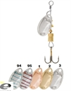 Блесна Spinner Perch 1 Color 002