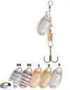 Блесна Spinner Perch 1 Color 003