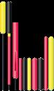 Набор Антенн Cralusso Mixed Antenna Set 10шт/уп