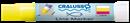 Cralusso Маркер для лески водостойкий белый