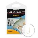 Крючки Excalibur Nase Bolo Gold 14