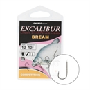Крючки Excalibur Bream Competition Ns 18