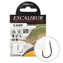 Готовый Поводок Excalibur Snelled Carp Classic №12