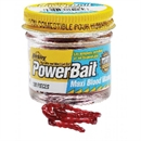 Искусственный Мотыль Berkley PowerBait Micro Blood Worm