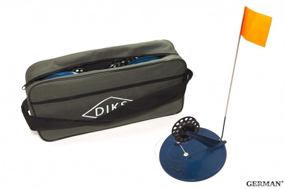 Жерлицы дикс 2 в сумке