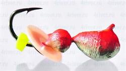 Мураши 4 Серебро, Цвет, Пайетка 1гр - фото 12420