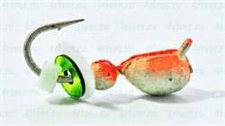 Мураши 3 Серебро, Цвет, Пайетка 0,5гр 3шт - фото 12423