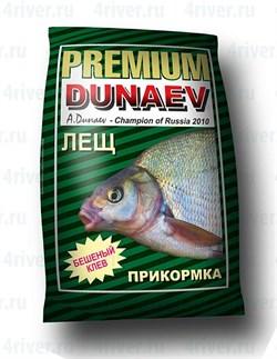 Прикормка Дунаев Премиум Лещ 1кг - фото 13865