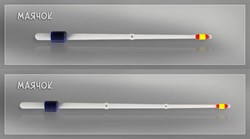 Сторожок Лавсановый Маячок 10см 1,0гр - фото 14735