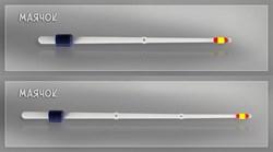 Сторожок Лавсановый Маячок 10см 1,6гр - фото 14737
