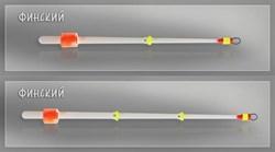 Сторожок Лавсановый Финский 350мкр, 10см, 1,6гр - фото 14741