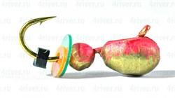 Мураши 4 Золочение, Цвет, Пайетка 1гр - фото 15448