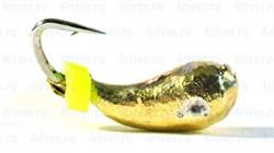 Уралка 3 Укороченная Золочение, Кембрик 0,5гр