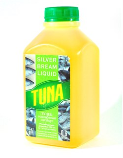 Silver Bream Liquid Tuna Extract 0.6л. (Тунец)