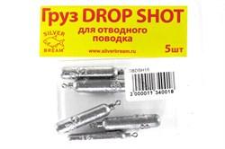 Груз для Оснастки Drop-Shot 10гр 5шт/уп - фото 18986