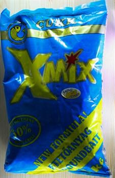 Купить Многокомпонентная Прикормка Cukk X-Mix Cыр – цена 210 руб.