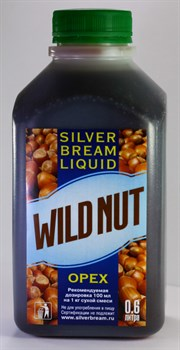 Silver Bream Liquid Wildnut 0,6л (Орех) - фото 21726