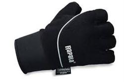 Перчатки Rapala Stretch Half Finger размер XL - фото 25297